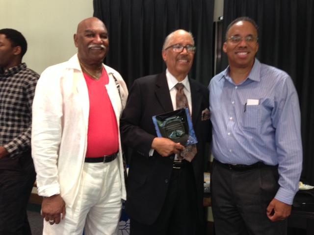 DSP Walt Jacobs, Bob Belle, Ansley Abraham