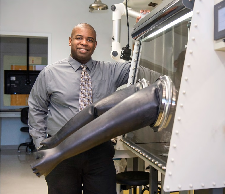 Reginald Rogers Institute on Teaching and Mentoring AGEP Scholar