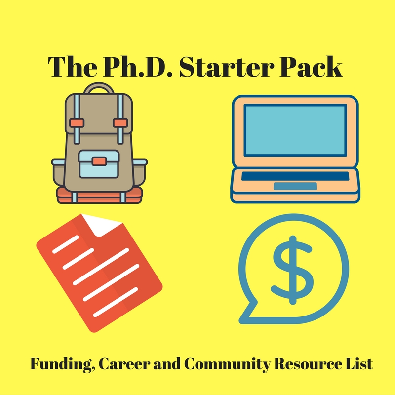 Ph.D. Resource Guide